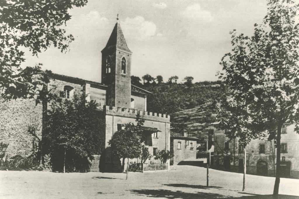Archivio Comune di Capolona - Piazza della Vittoria 1950