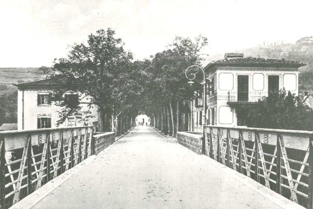 Archivio Comune di Capolona - Via della Stazione 1923