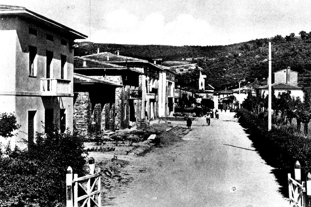 Archivio Comune di Capolona - Via Veneto