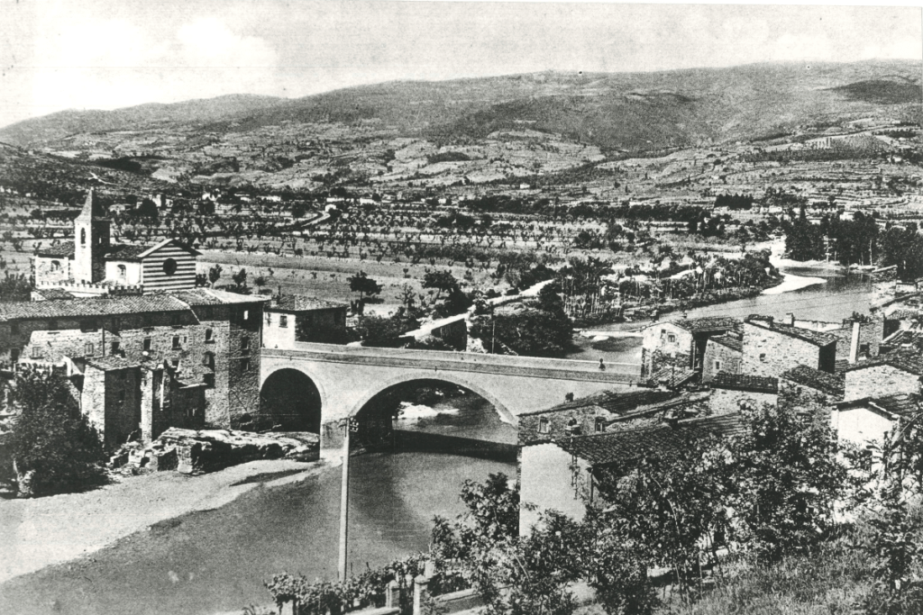 Archivio Comune di Capolona - Vista