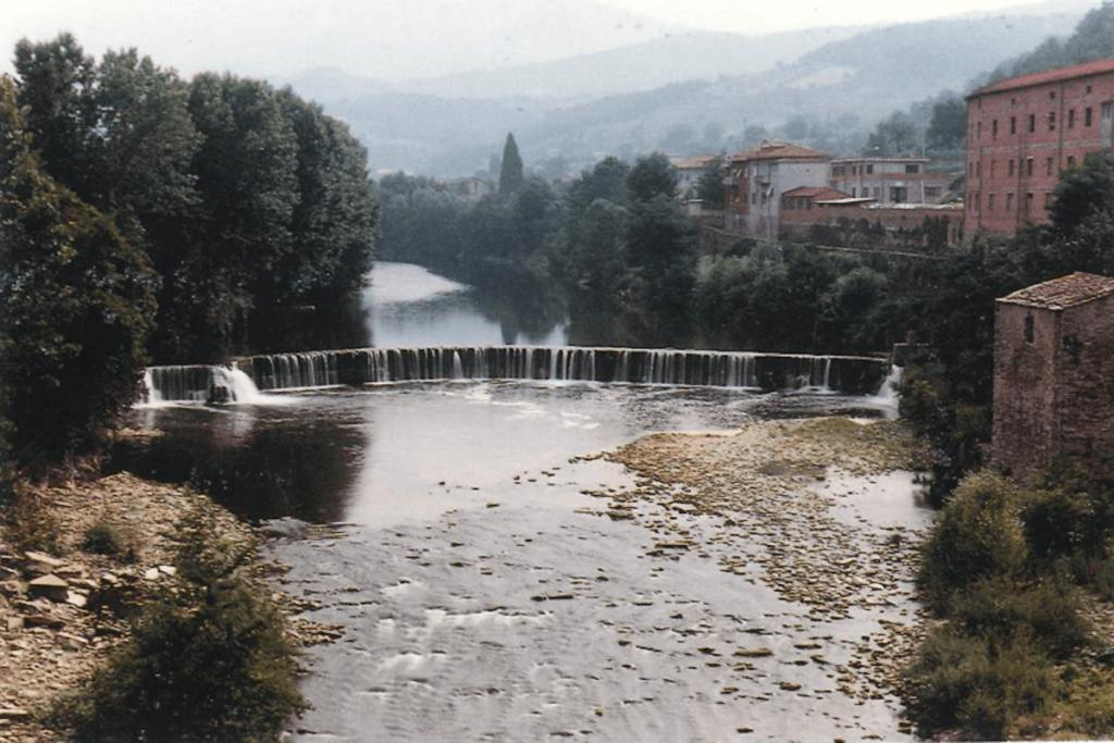 Archivio Comune di Capolona - Cascata
